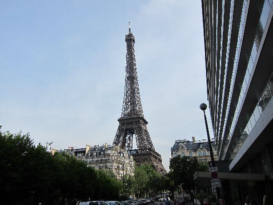 เมอร์เคียว ปารีสเซ็นเตอร์ ตูร์เอฟเฟล: View of Eiffel Tower