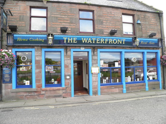 The Waterfront : Waterfront Restaurant, Inverness