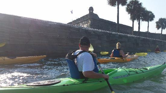 First Coast Outfitters Kayak Tours: St. Augustine Kayak Tour