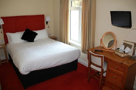 Peartree Serviced Apartments Salisbury: Bedroom
