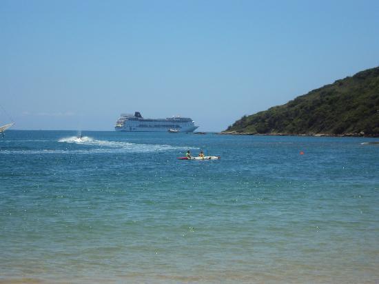Pousada Tartaruga: La Playa