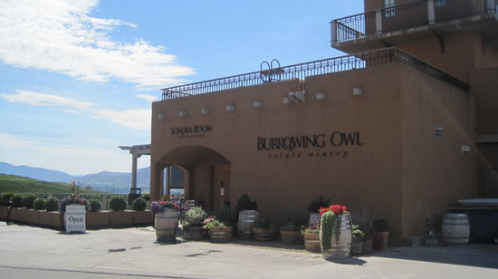 ‪Burrowing Owl Estate Winery‬