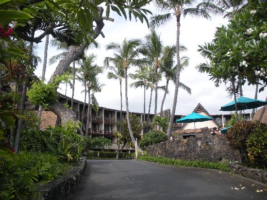 Uncle Billy S Kona Bay Hotel Exit From