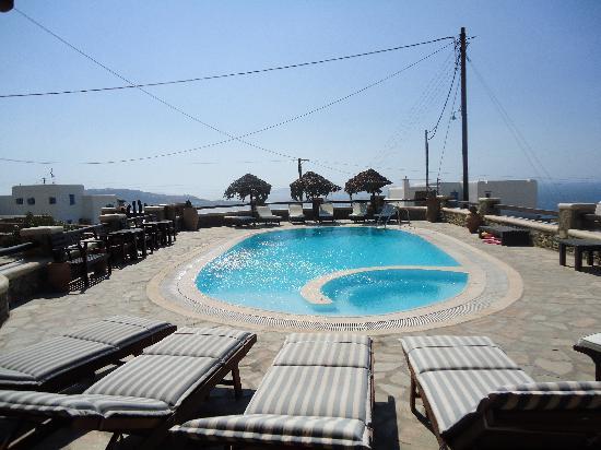 Villa Konstantin: pool