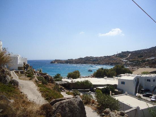 Villa Konstantin: view