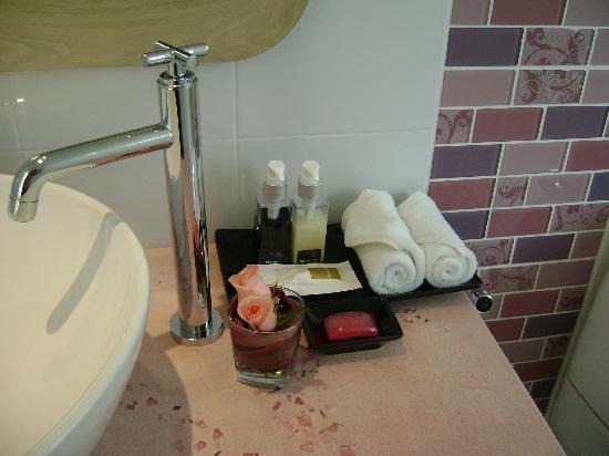 Bussaba Bangkok: ห้องน้ำ