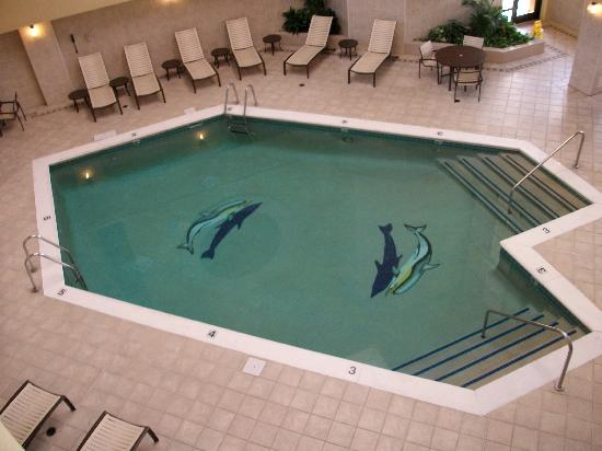 Shular Inn Hotel: indoor pool