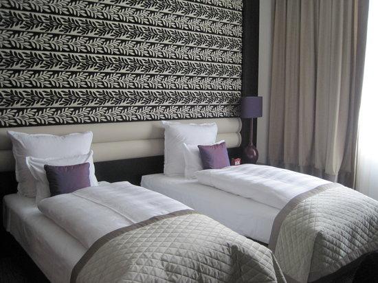Steigenberger Grandhotel Handelshof: comfy beds