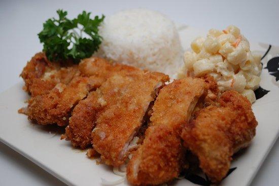 Halo Asian Mix: Chicken Katsu