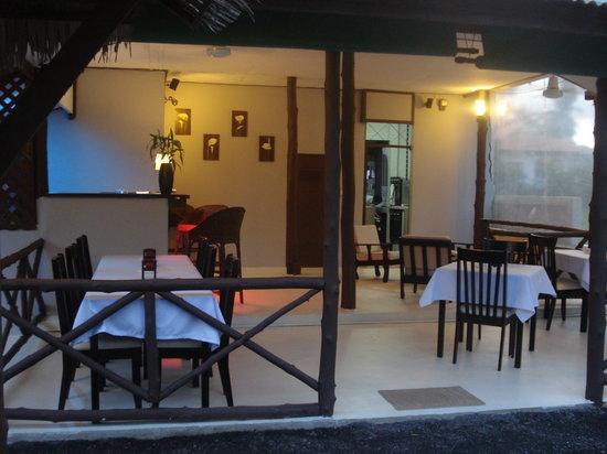 L'Atelier: La salle du restaurant