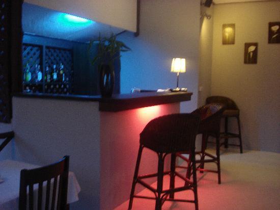 L'Atelier: le bar