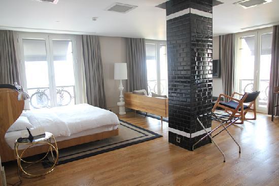 Witt Istanbul Suites: Bedroom