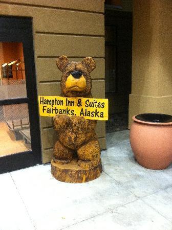 Hampton Inn & Suites Fairbanks: Welcome Party
