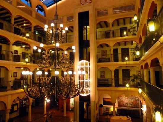 """Hotel """"El Andaluz"""" Europa-Park: Urlaub_2011"""