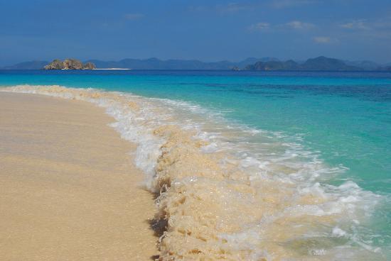Club Paradise Palawan : The Beach