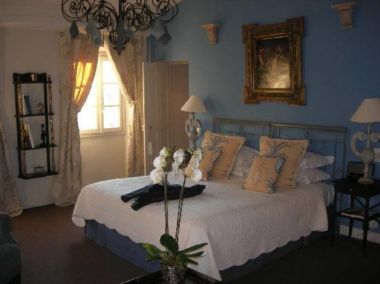 La Maison du Frene : Blue room