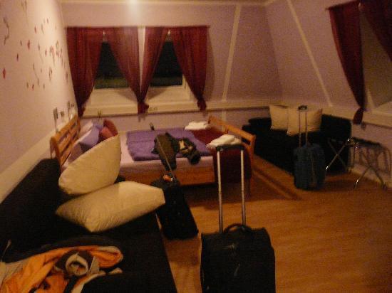 Hotel Pankow: camera