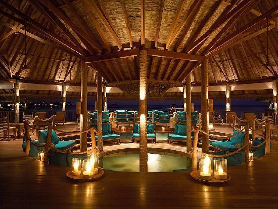 Gili Lankanfushi: bar