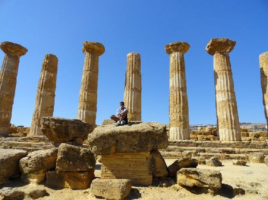 Valley of the Temples (Valle dei Templi): Temple of Heracles