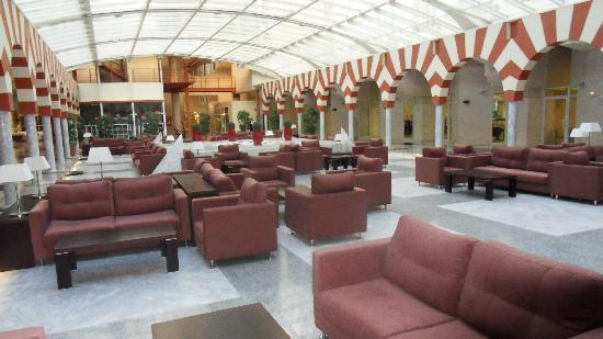 Silken Al-Andalus Palace Hotel: lodge