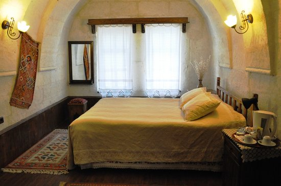 Aravan Evi Boutique Hotel: arch room