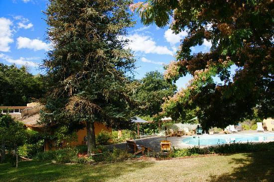 RustRidge B&B / Winery : Rustridge B&B and outdoor pool