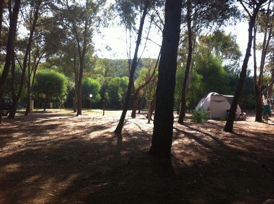 Domus de Maria, Italy: Campeggio Torre Chia