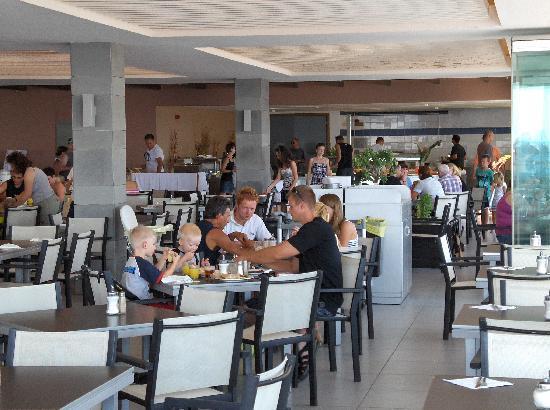 Atlantica Mikri Poli Kos: Restaurante