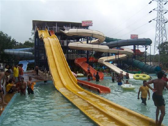 Rides Picture Of Kumar Resort Water Park Lonavala Tripadvisor