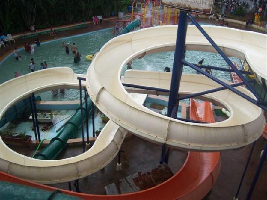 Kumar Resort & Water Park: rides