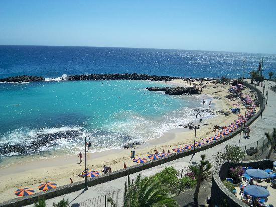 Hotel Grand Teguise Playa: from our room
