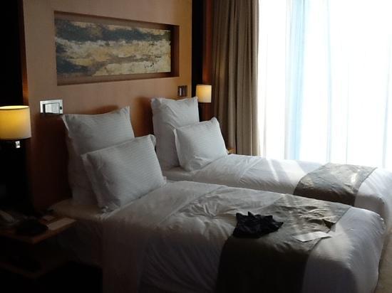 โรงแรมเลอ รอยัล เมอริเดียน เซี่ยงไฮ้: hotel room