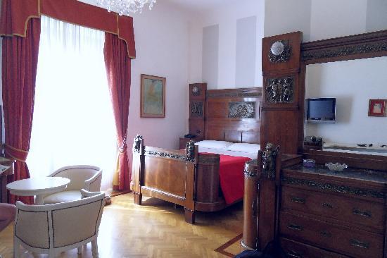 Villino Il Magnifico: la nostra camera