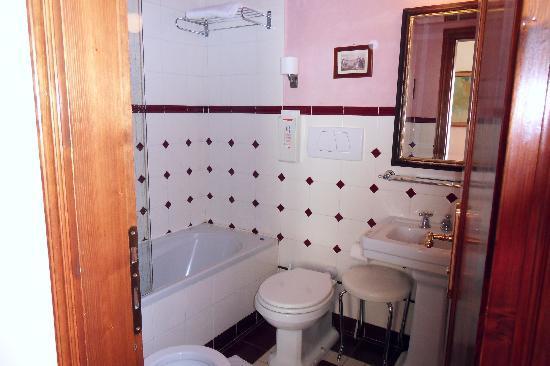Villino Il Magnifico: il bagno