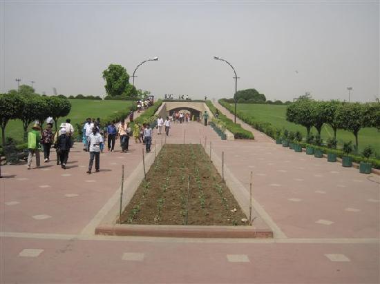 Gandhi Smriti: Rajghat