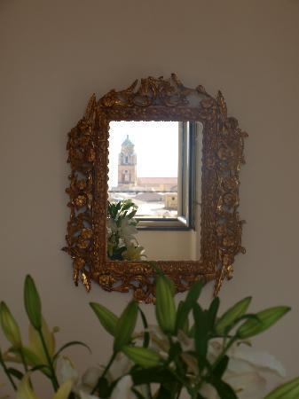 Villa Lara: in the hall