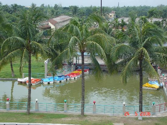 Bogra, Bangladesh: View from my room
