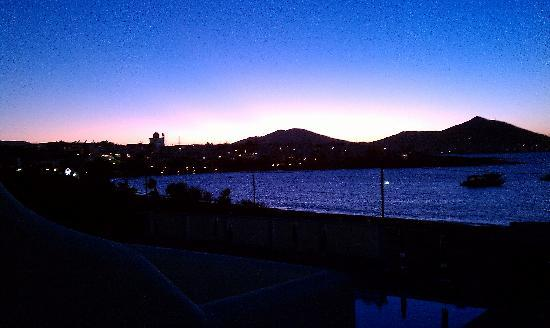 Kosmitis Hotel: The prettiest evening ever