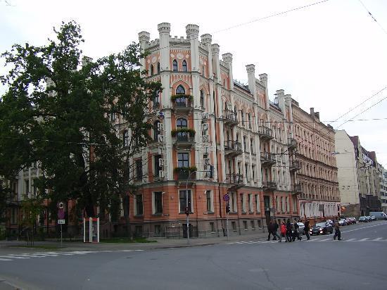Monika Centrum Hotel: Hotel