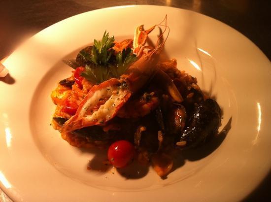 La Fontana: Italian cooking