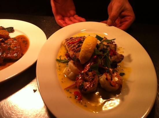 La Fontana: Grilled Fish