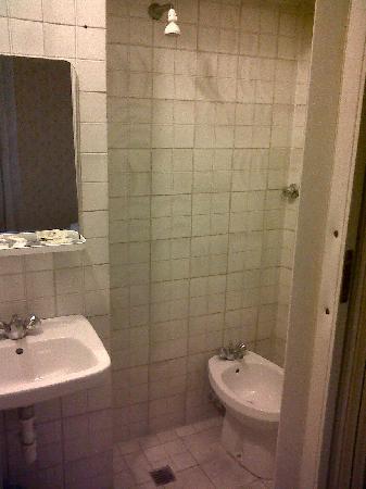 Ferton Hotel: bagno