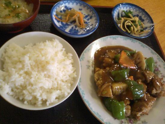 Saikoro : 酢豚ではなく酢鶏です