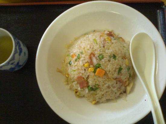 Saikoro : チャーハン (卵抜きもできます)