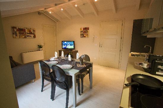 AppartaHotel Residence : appartamento mansarda
