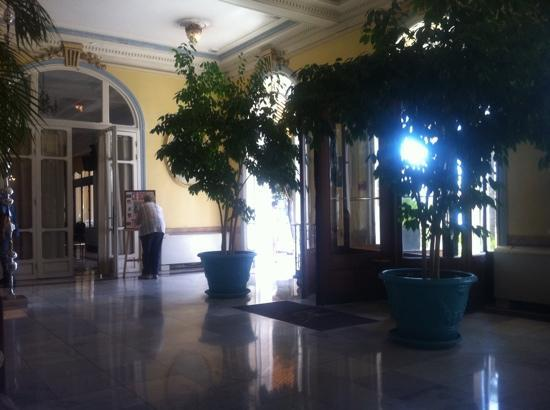 Hotel Le Royal: inside