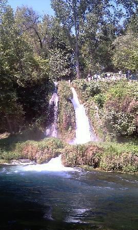 Orange Garden Hotel & Aparts: duden waterfalls, antalya