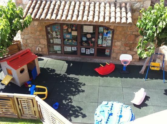 Columbia Beach Resort Pissouri : kids club