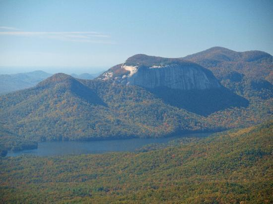 Cleveland, Carolina del Sur: Caesar´s Head Lookout