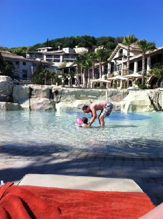 Columbia Beach Resort Pissouri : baby pool